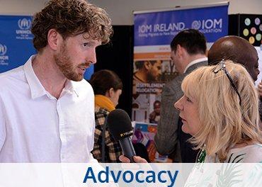 Advocacy - Jesuit Refugee Service Ireland