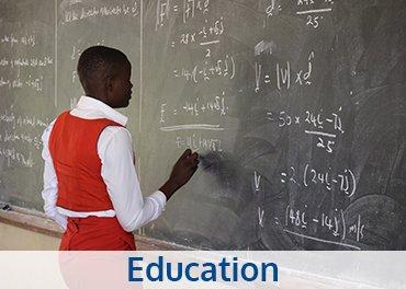 Education - Jesuit Refugee Service Ireland