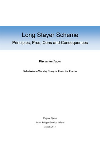 Long Stayer Scheme (2015) - JRS