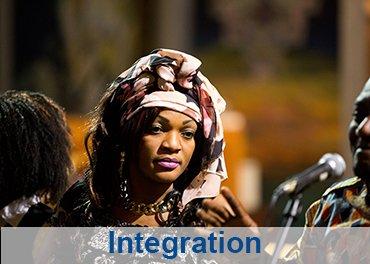 Integration - Jesuit Refugee Service Ireland